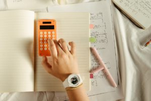 Maths calculations and calculator